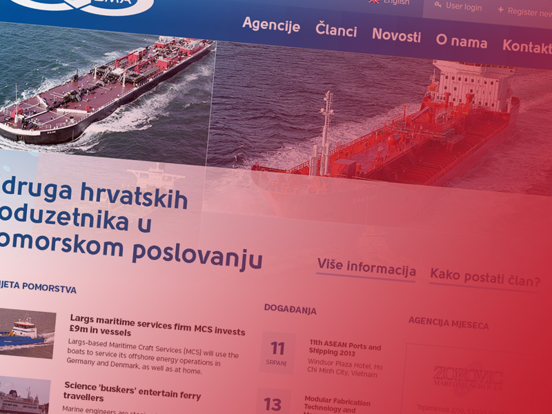 Crosma - Croatian Ship Manning Association