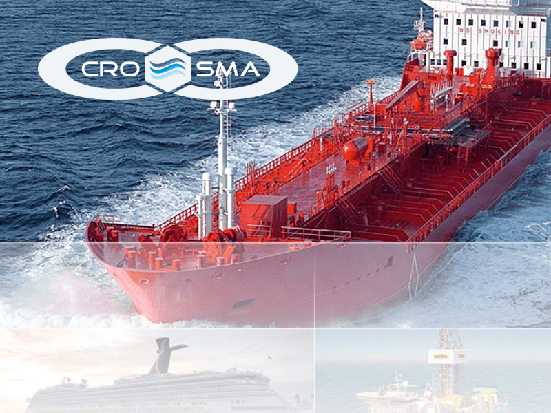 Crosma - Croatian Ship Manning Association headquarered in Rijeka