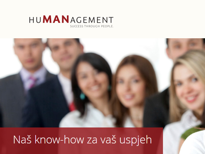Humanagement - Executive Search and recruitment of experts in Zagreb